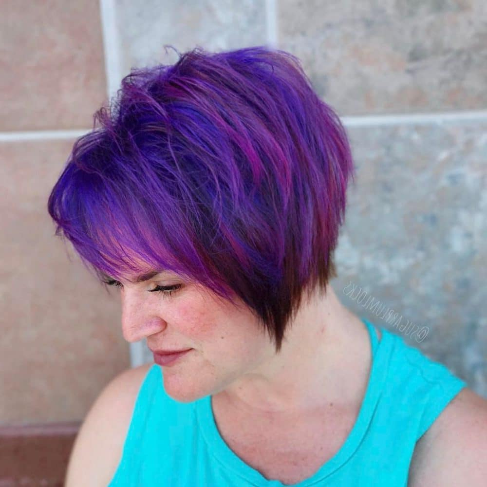 39 Classiest Short Hairstyles For Women Over 50 Of 2018 Within Short Cuts For Over (View 16 of 25)
