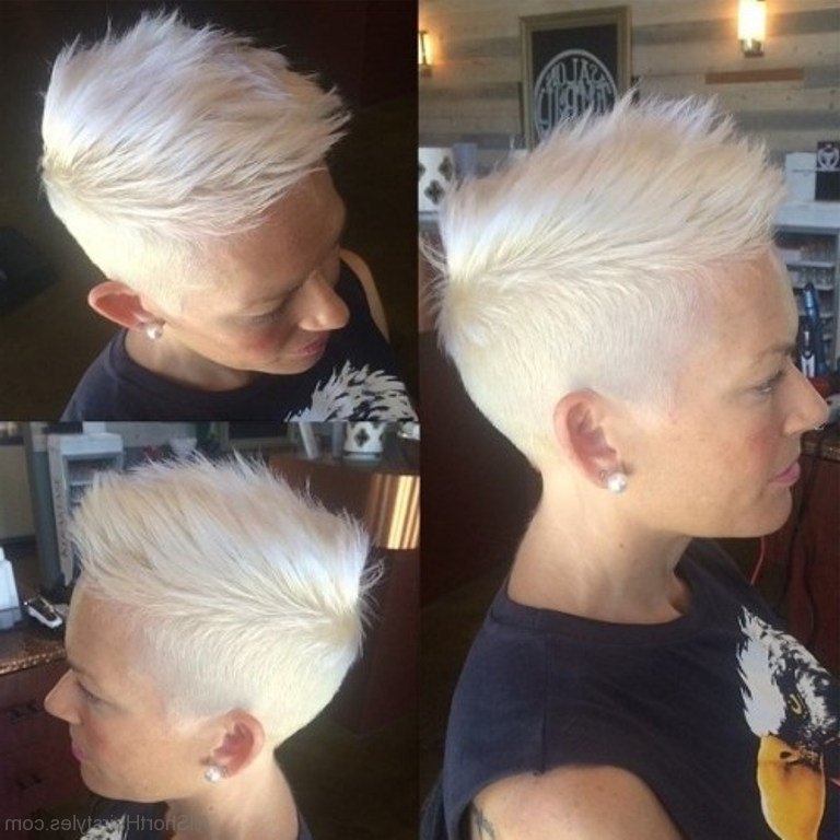 39 Excellent Short Spiky Haircuts With Regard To Short Spiked Haircuts (View 18 of 25)