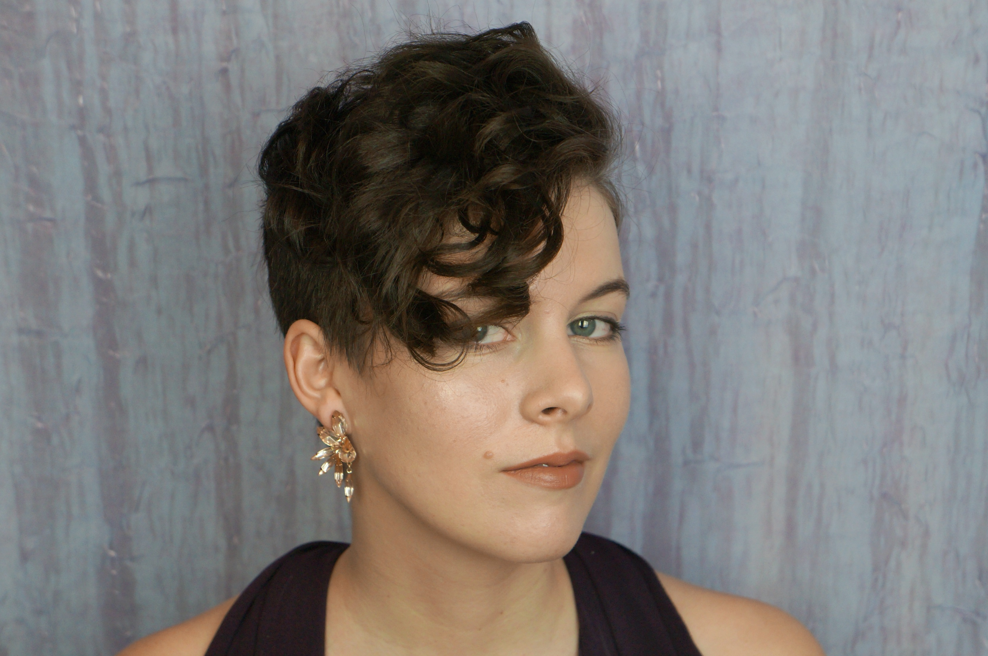 4 Short Hairstyles For Prom That Prove Pixie Cuts Can Be Extremely Glam Inside Graduation Short Hairstyles (View 19 of 25)