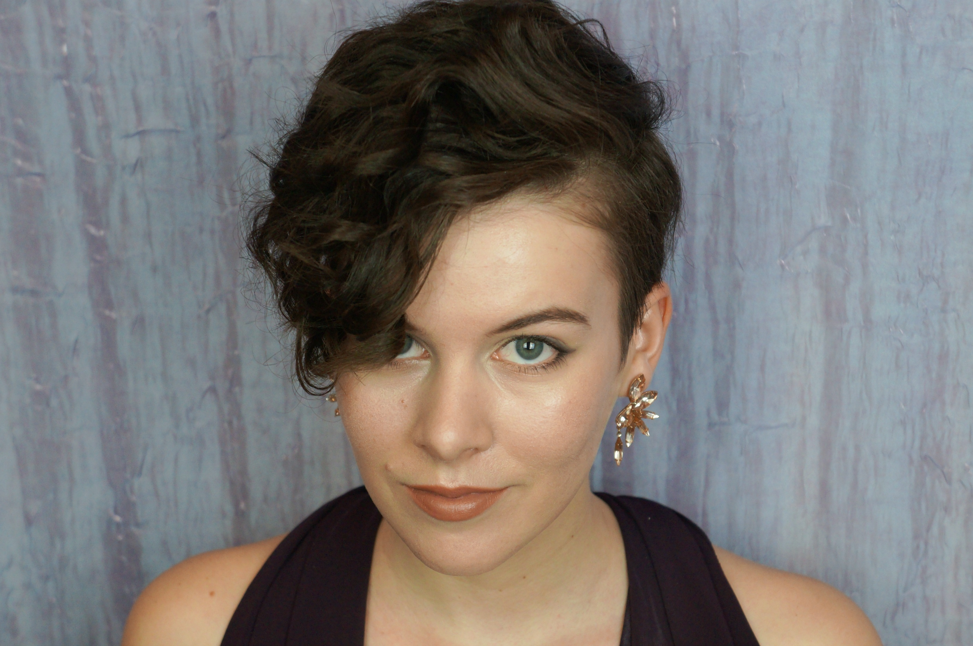 4 Short Hairstyles For Prom That Prove Pixie Cuts Can Be Extremely Glam Throughout Long Messy Curly Pixie Haircuts (View 16 of 25)