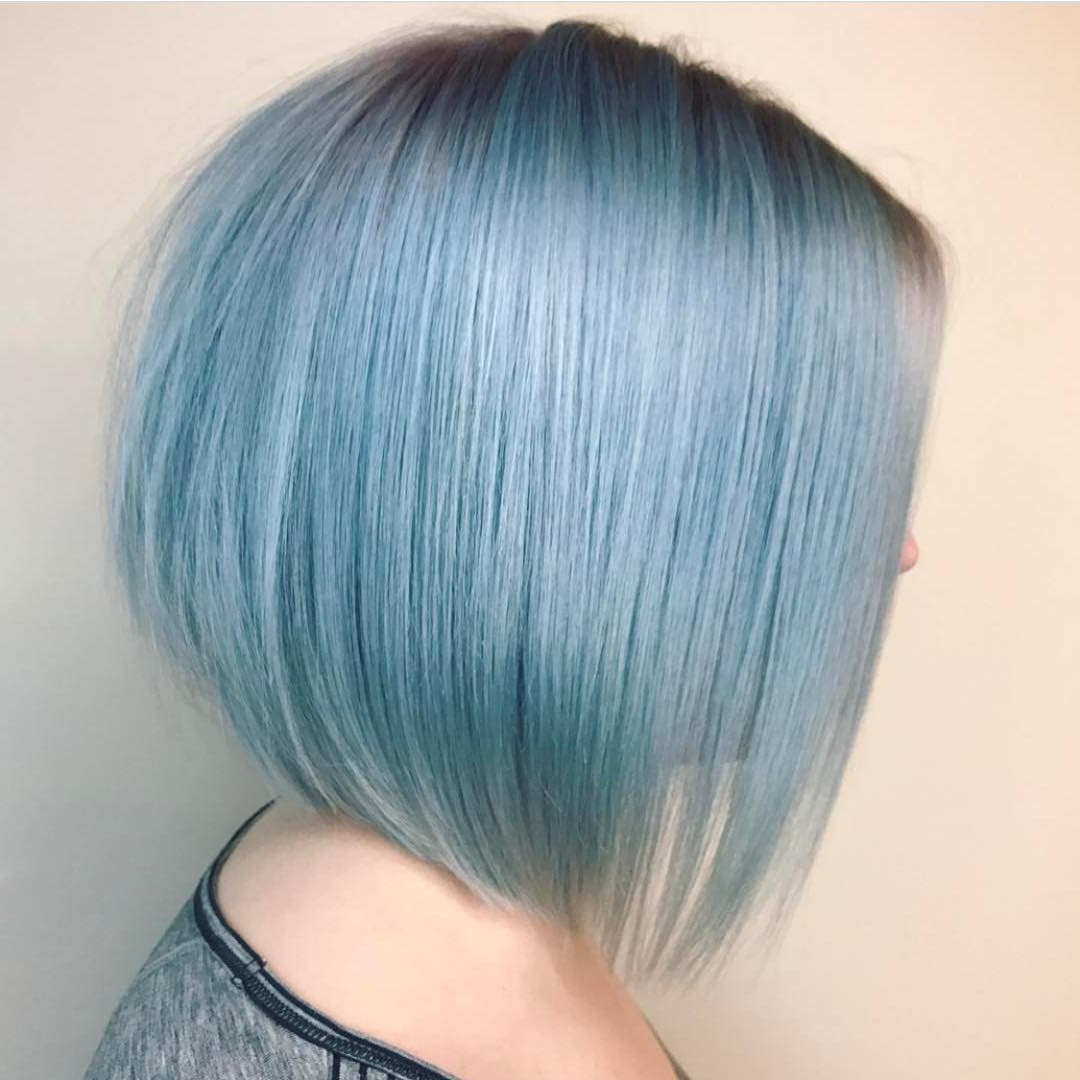 40 Best Short Hairstyles For Fine Hair 2018: Short Haircuts For Women Within Short Hairstyles For Fine Thin Straight Hair (View 20 of 25)