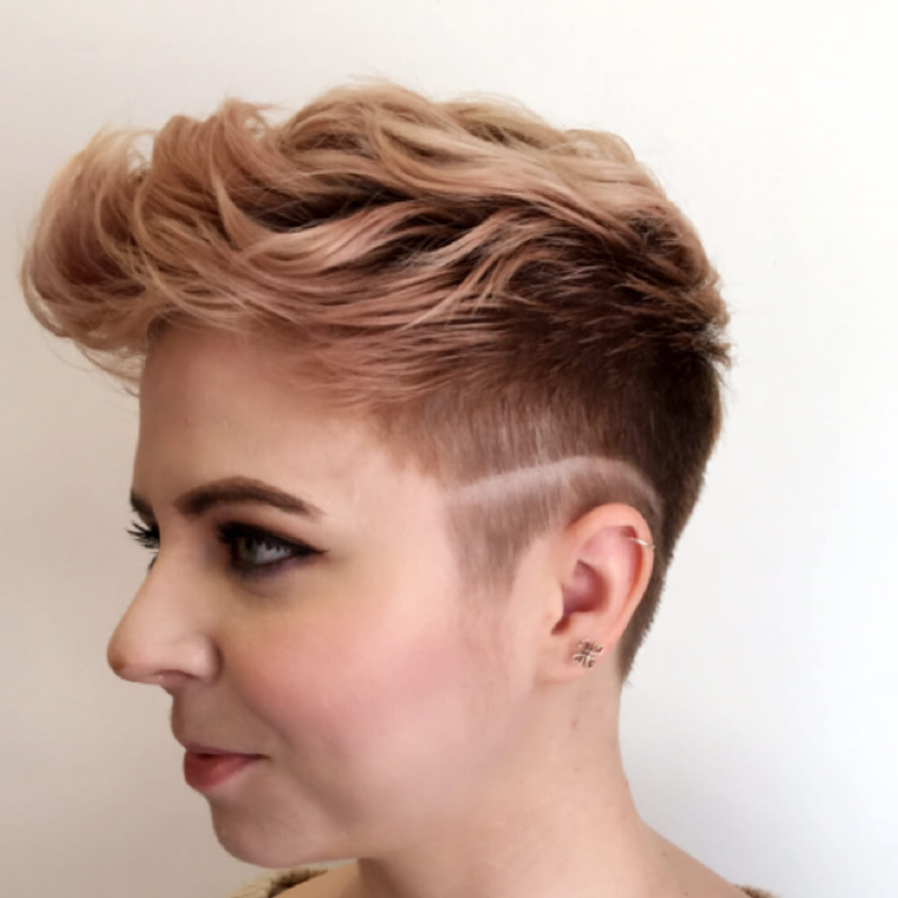 40 Cute Short Haircuts For Short Hair (Updated For 2018) Pertaining To Cute Hairstyles For Really Short Hair (View 7 of 25)