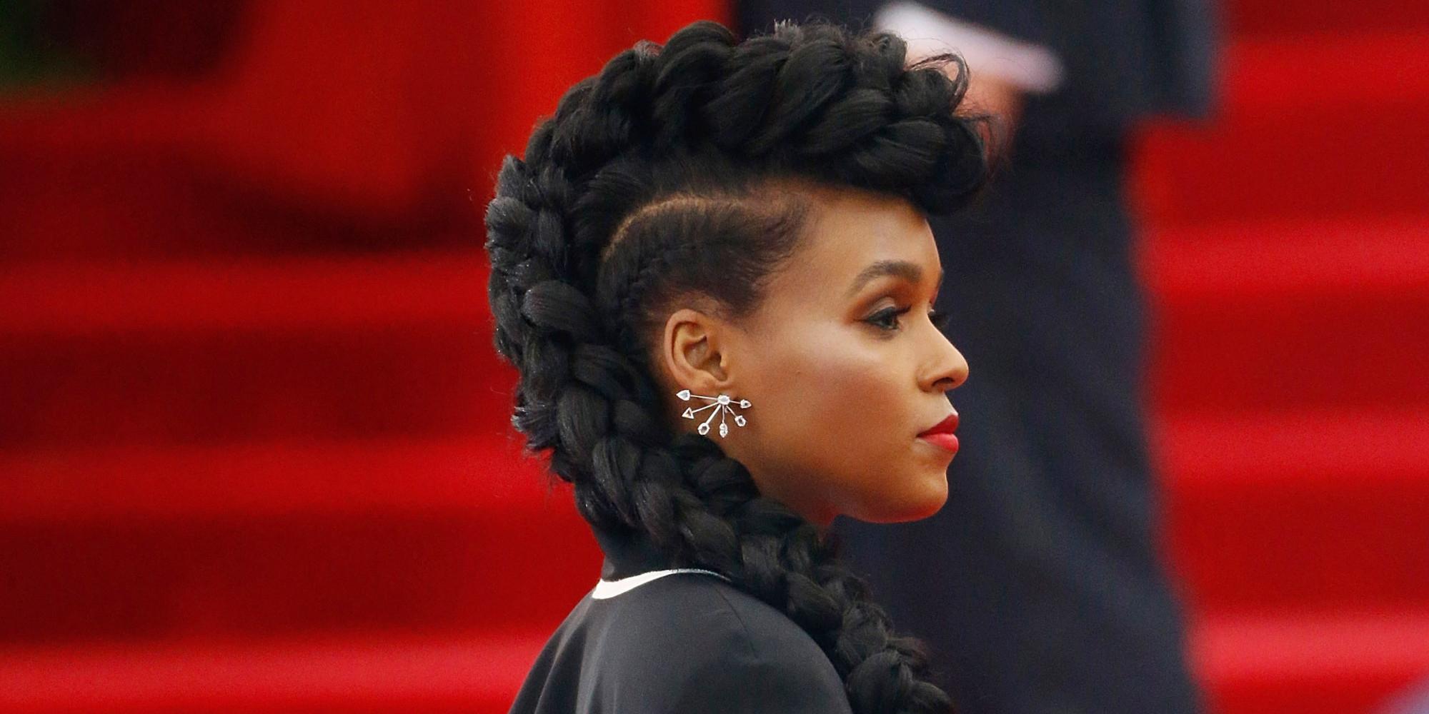 40 Mohawk Hairstyles For Black Omen Inside Mohawk Short Hairstyles For Black Women (View 9 of 25)