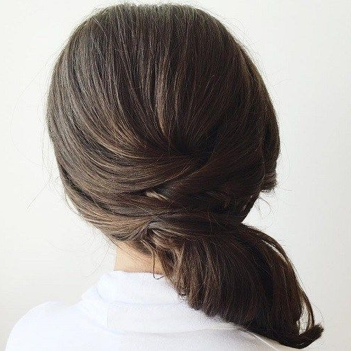 Featured Photo of Criss Cross Side Ponytails