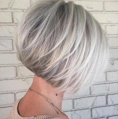 40 Stylish Pixie Haircut For Thin Hair Ideas – Nona Gaya In Two Tone Stacked Pixie Bob Haircuts (View 18 of 25)