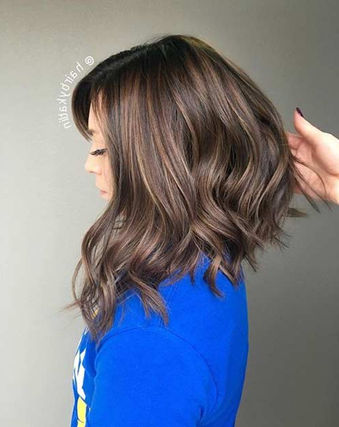 41 Best Inverted Bob Hairstyles | Page 4 Of 4 | Stayglam Inside Angled Bob Hairstyles For Thick Tresses (View 10 of 25)