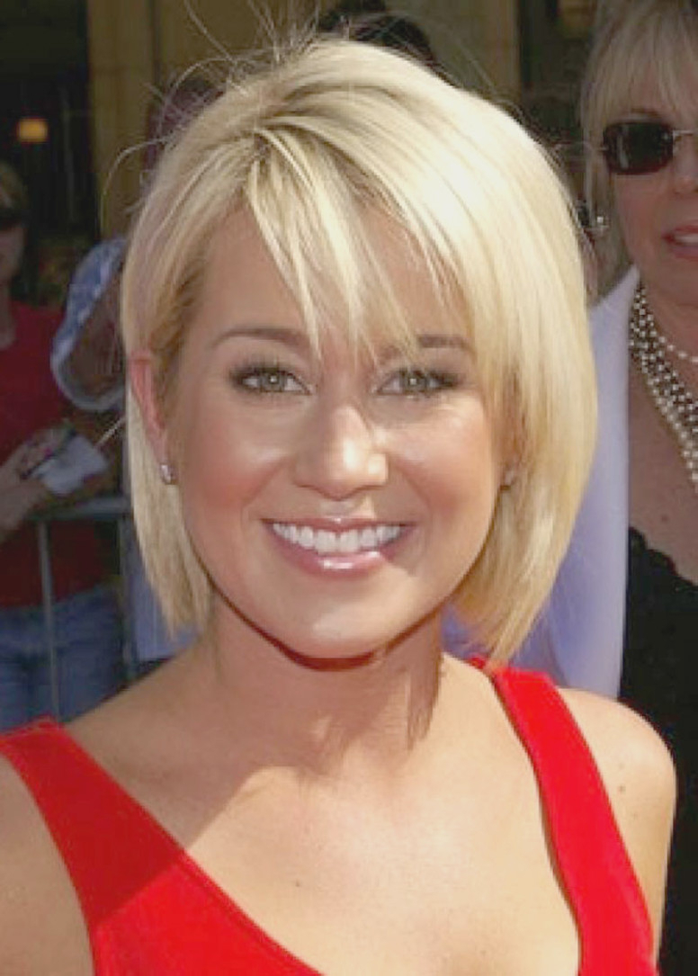 41 Luxury Best Short Hairstyles For Thick Hair And Round Face Pertaining To Medium Short Hairstyles Round Faces (View 24 of 25)