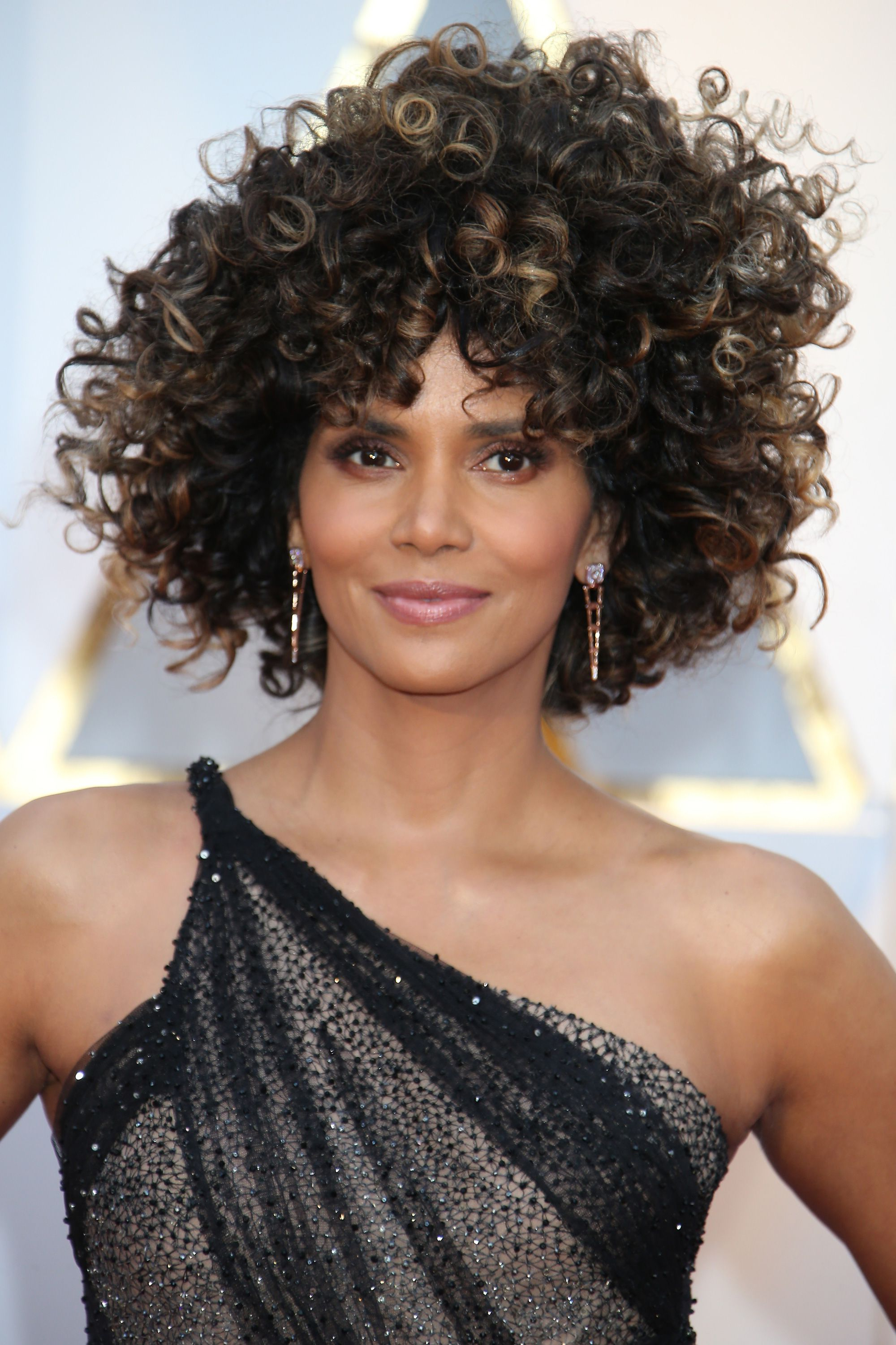 42 Easy Curly Hairstyles – Short, Medium, And Long Haircuts For In Natural Textured Curly Hairstyles (View 20 of 25)