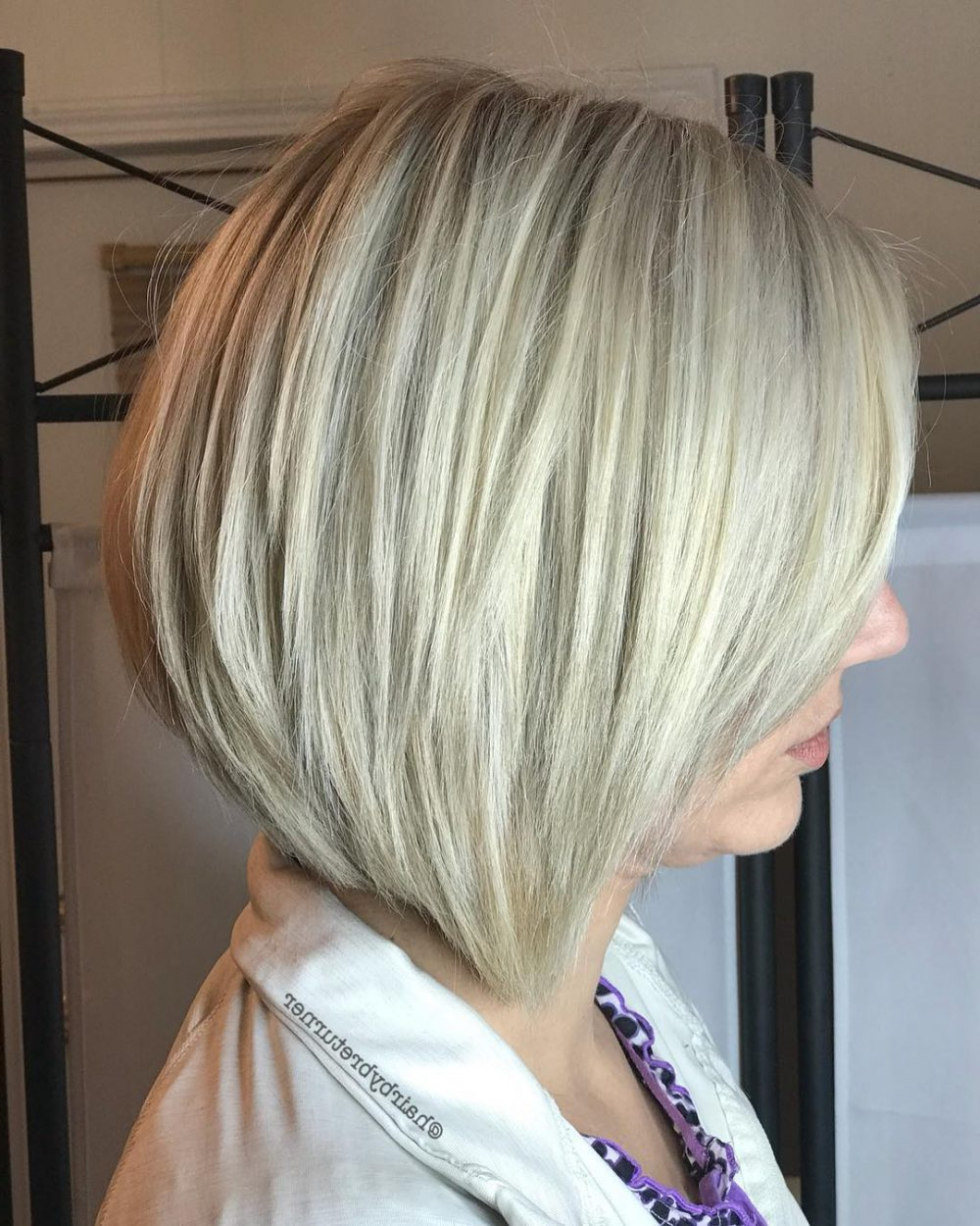 42 Sexiest Short Hairstyles For Women Over 40 In 2018 With Short To Mid Length Hairstyles (View 5 of 25)