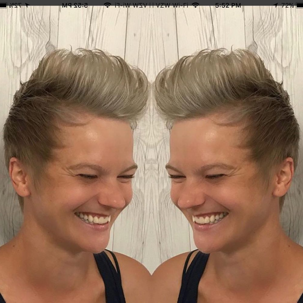 43 Perfect Short Hairstyles For Fine Hair In 2018 Inside Short Feminine Hairstyles For Fine Hair (View 6 of 25)