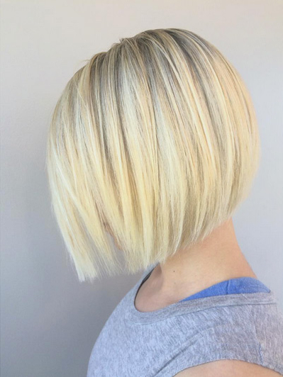 43 Picture Perfect Textured Bob Hairstyles – Style Skinner Throughout Short Razored Blonde Bob Haircuts With Gray Highlights (View 8 of 25)