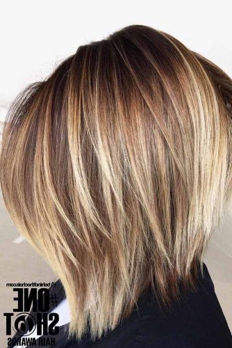 45 Fantastic Stacked Bob Haircut Ideas   Lovehairstyles Pertaining To Straight Cut Bob Hairstyles With Layers And Subtle Highlights (View 7 of 25)