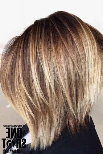 45 Fantastic Stacked Bob Haircut Ideas   Lovehairstyles Regarding Stacked Bob Hairstyles With Highlights (View 11 of 25)