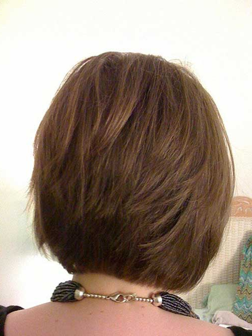45 Flawless Short Stacked Bobs To Steal The Focus Instantly Pertaining To Short Stacked Bob Blowout Hairstyles (View 13 of 25)