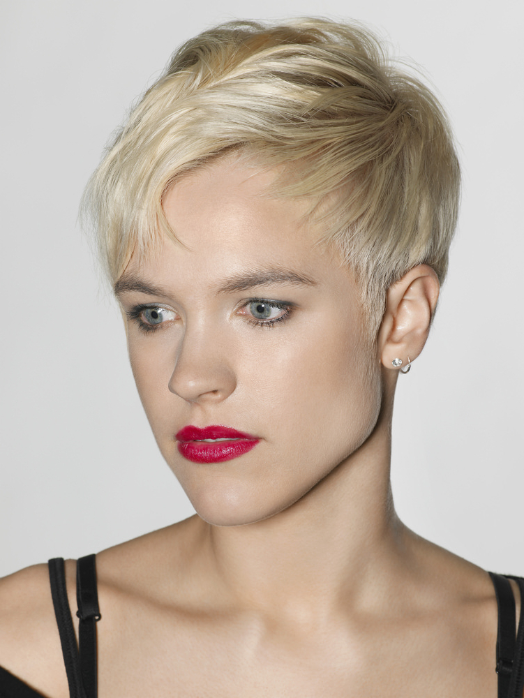45 Short Hairstyles & Cuts For Fine Hair In 2018 (Women) Within Feathered Pixie Hairstyles For Thin Hair (View 17 of 25)