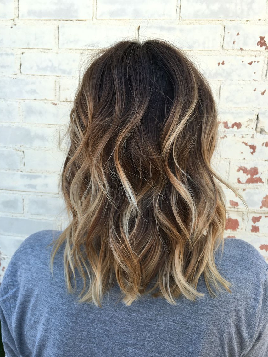 46 Look For Balayage Short Hairstyle   Hair Color Ideas   Pinterest Regarding Short Hairstyles With Balayage (View 2 of 25)