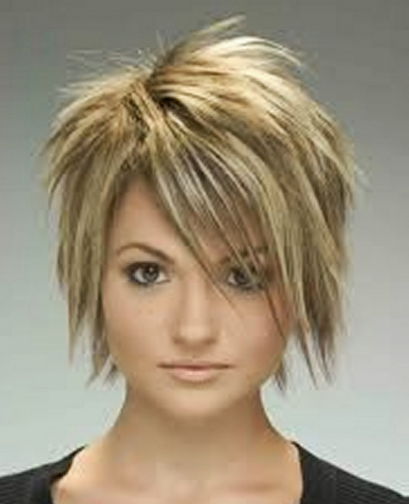 47 Amazing Pixie Bob You Can Try Out This Summer! Inside Short Bob Hairstyles With Long Edgy Layers (View 23 of 25)