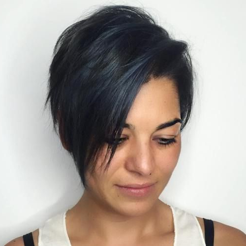 47 Amazing Pixie Bob You Can Try Out This Summer! Throughout Razored Pixie Bob Haircuts With Irregular Layers (View 10 of 25)
