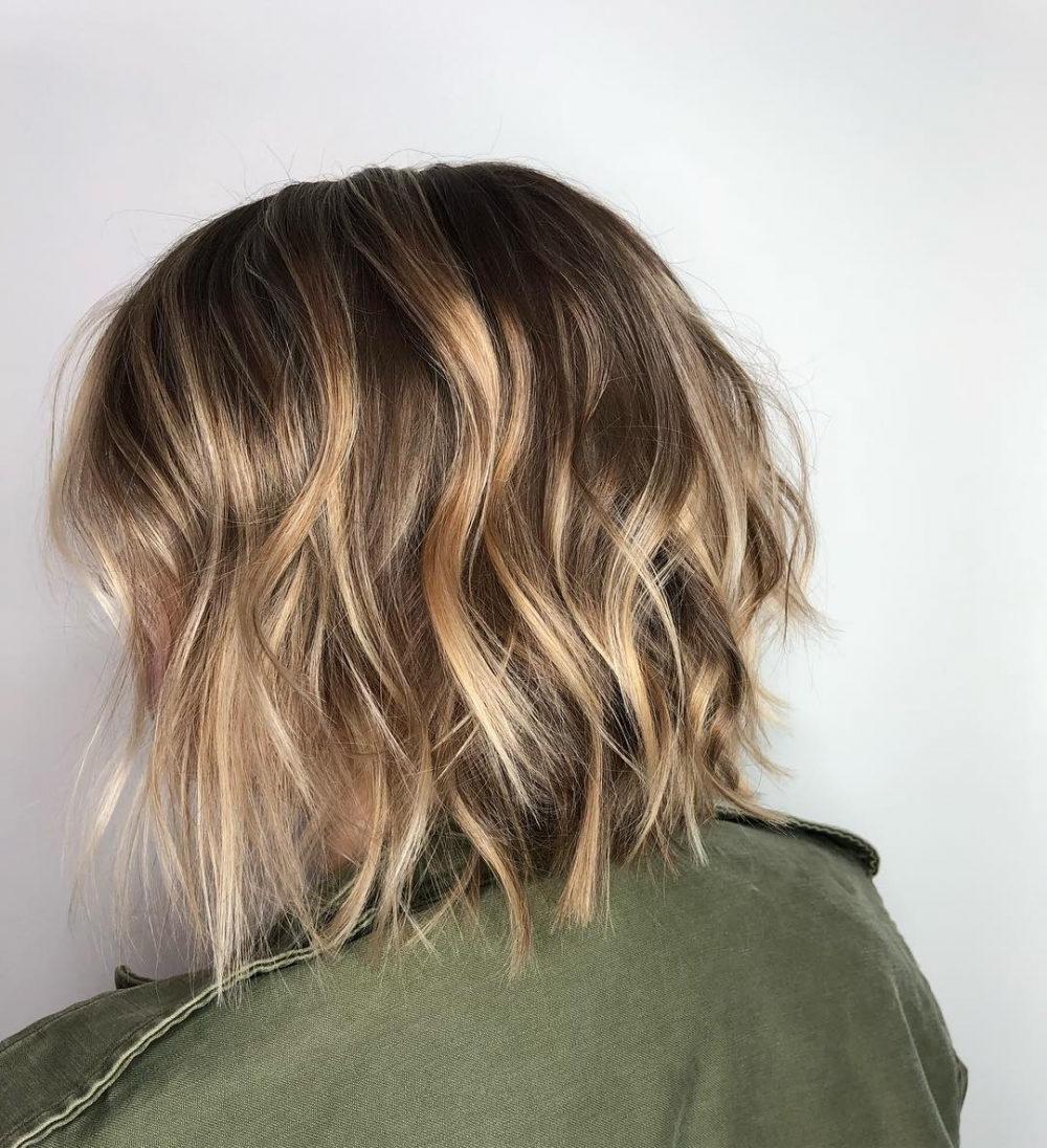 47 Popular Short Choppy Hairstyles For 2018 For Cute Choppy Shaggy Short Haircuts (View 11 of 25)