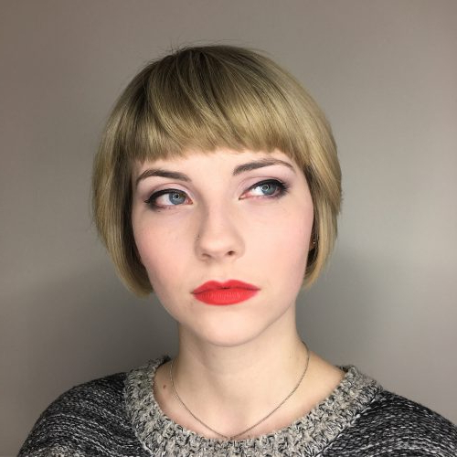 49 Chic Short Bob Hairstyles & Haircuts For Women In 2018 For Short Sassy Bob Haircuts (View 22 of 25)