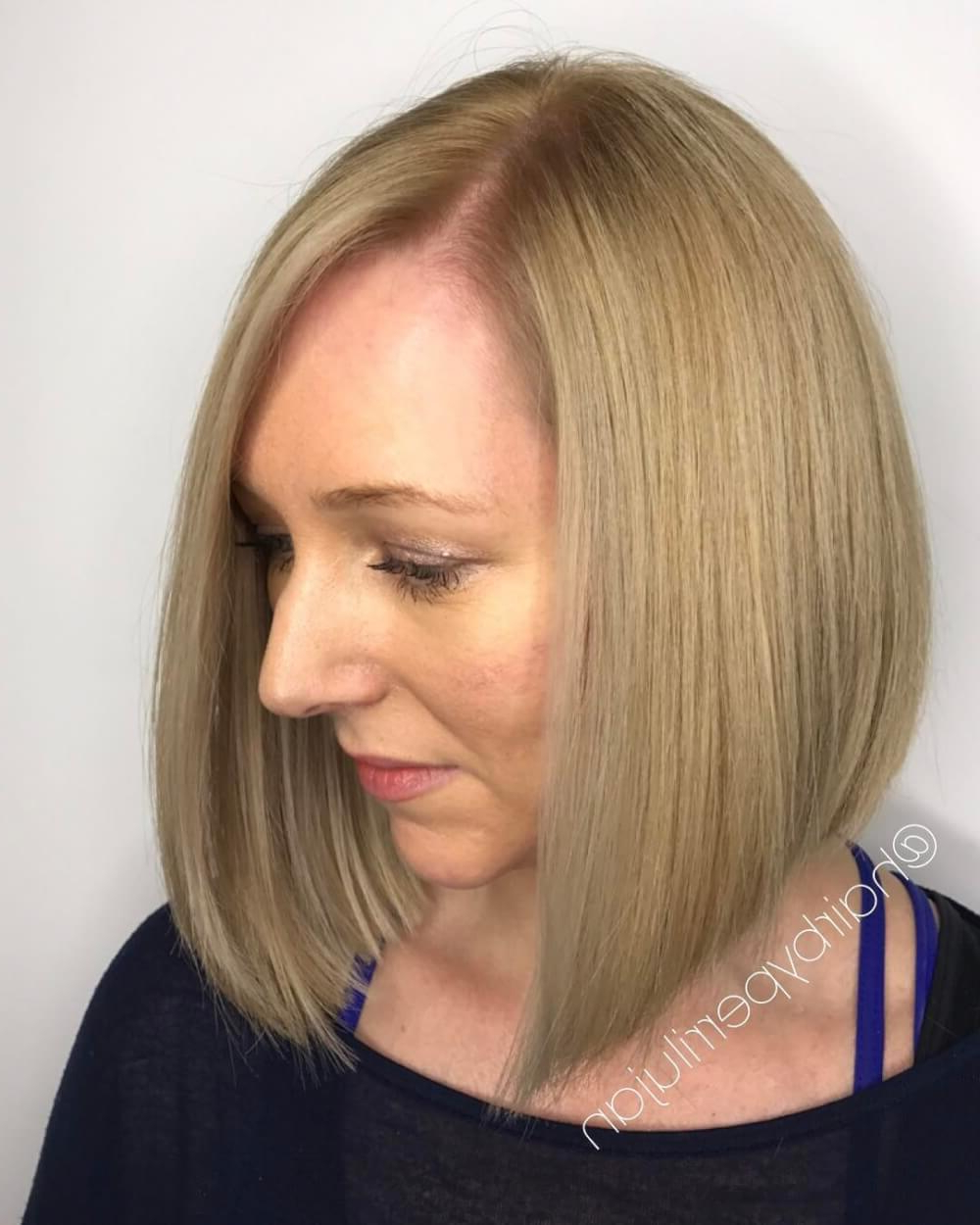 49 Chic Short Bob Hairstyles & Haircuts For Women In 2018 With Regard To Tousled Short Hairstyles (View 12 of 25)