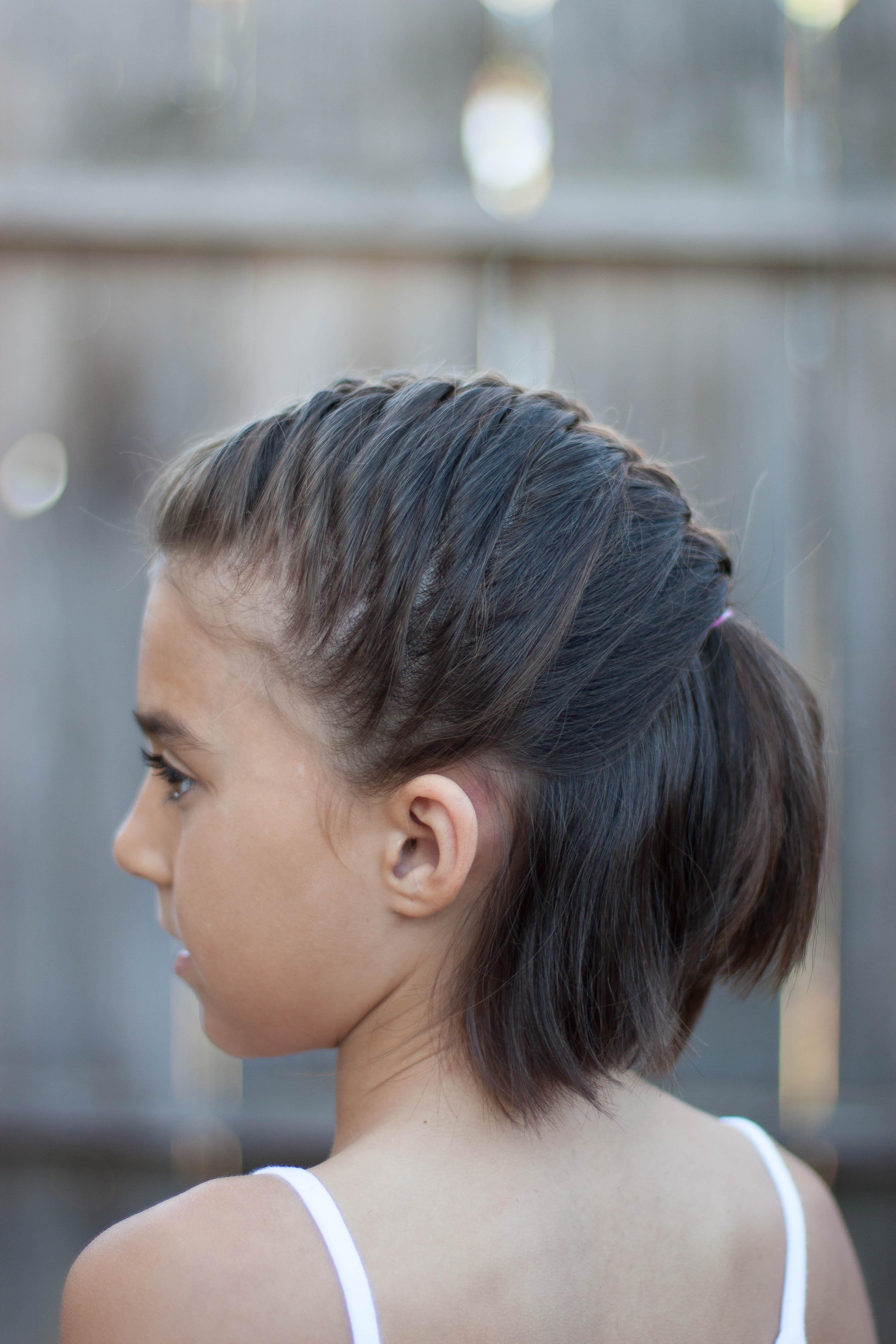 5 Braids For Short Hair | Cute Girls Hairstyles Pertaining To Cool Hairstyles For Short Hair Girl (View 12 of 25)