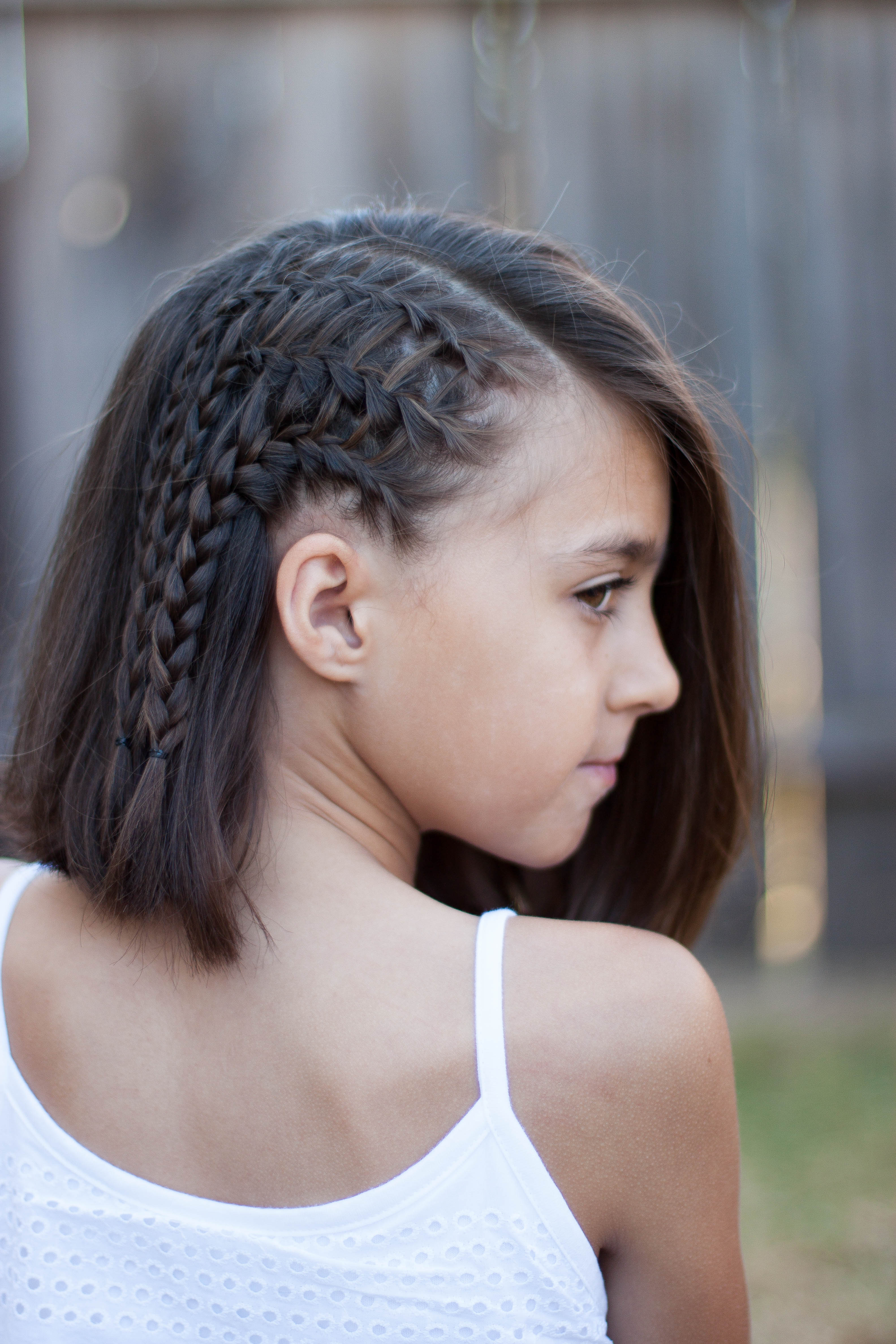 Featured Photo of Cute Hairstyles For Girls With Short Hair