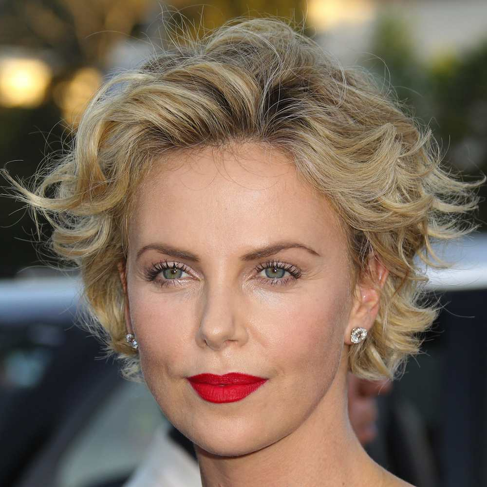 5 Celebrities Who Look Better With Short Hair (Plus 3 Who Don't Within Charlize Theron Short Haircuts (View 19 of 25)