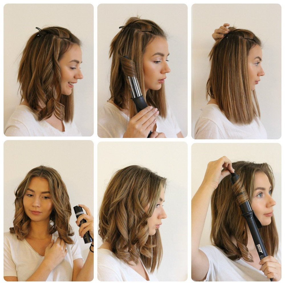 5 Cute Short Hairstyles For School To Do Yourself | Fashionglint Within Cute Hairstyles For Shorter Hair (View 13 of 25)