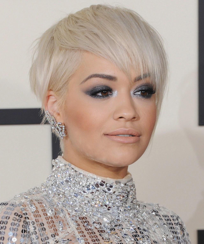 5 Fantastic Short Haircuts That Aren't Bobs On Rita Ora, Zendaya Pertaining To Rita Ora Short Hairstyles (View 3 of 25)