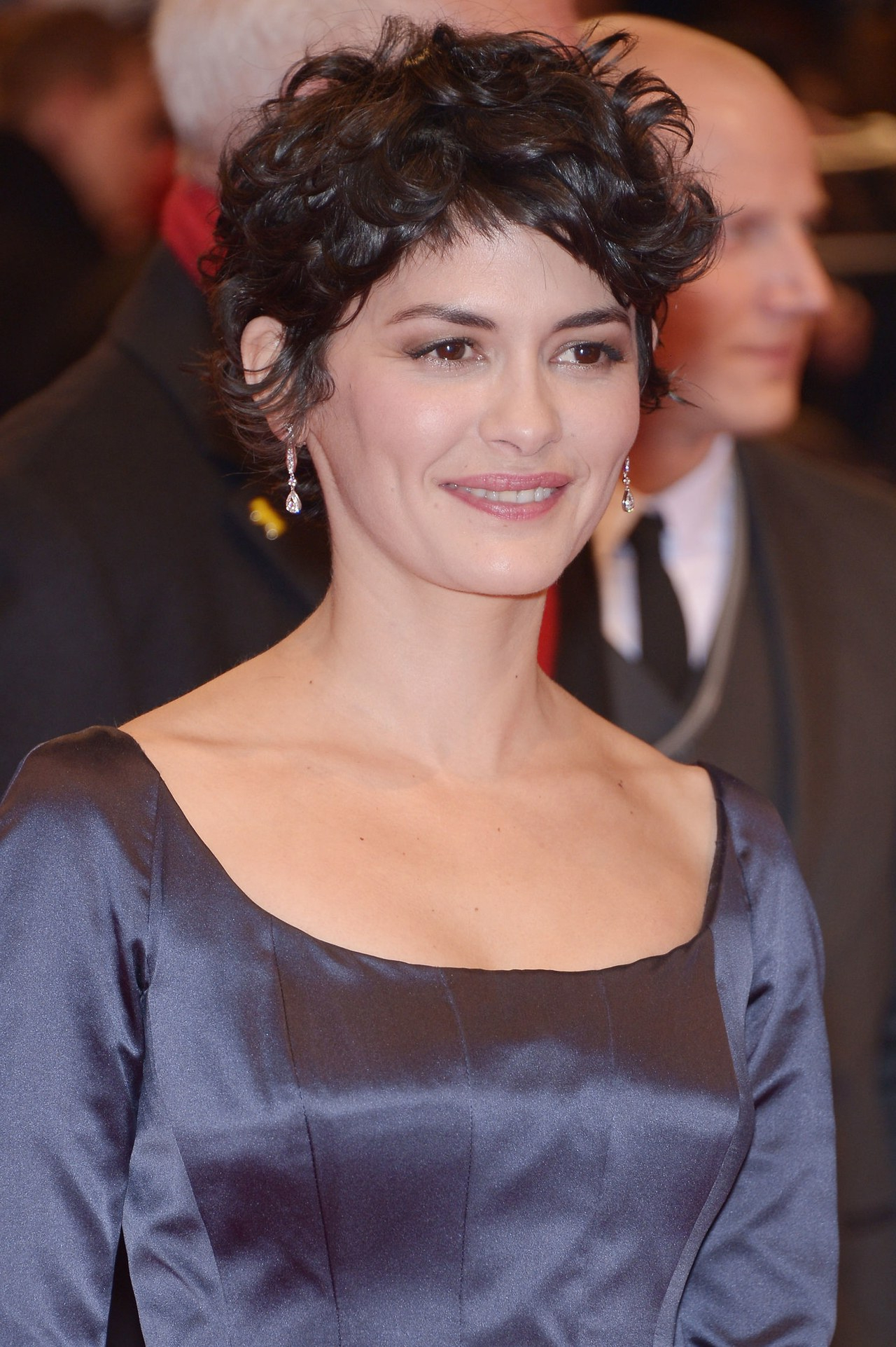 5 Fantastic Short Haircuts That Aren't Bobs On Rita Ora, Zendaya With Audrey Tautou Short Haircuts (View 10 of 25)