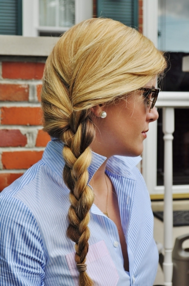 5 Gorgeous Beach Braids | Her Campus Regarding Beach Friendly Braided Ponytails (View 3 of 25)
