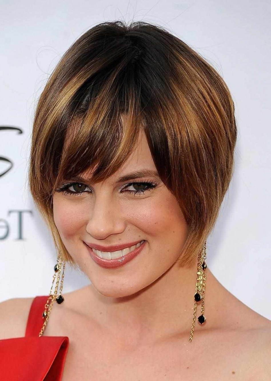 5 Gorgeous Short Haircuts For Round Faces – Low Maintenance In Low Maintenance Short Haircuts (View 11 of 25)