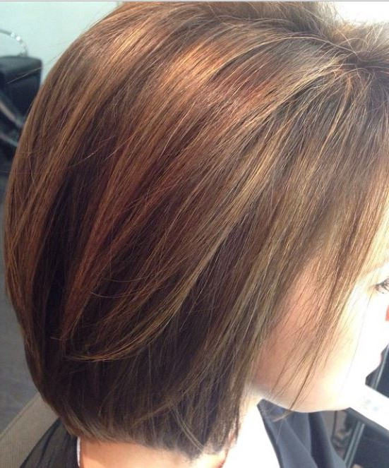 """5 Things You Need To Know About The """"babylights"""" Hair Color Trend Regarding Short Bob Hairstyles With Dimensional Coloring (View 9 of 25)"""