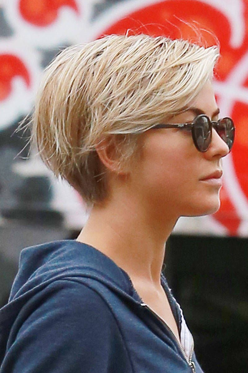 50 Best Pixie Cuts – Iconic Celebrity Pixie Hairstyles Inside Julianne Hough Short Hairstyles (View 21 of 25)