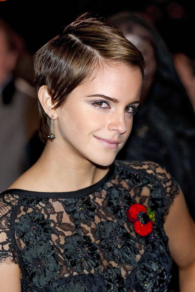 50 Best Pixie Cuts – Iconic Celebrity Pixie Hairstyles Within Short Hairstyles One Side Shaved (View 9 of 25)