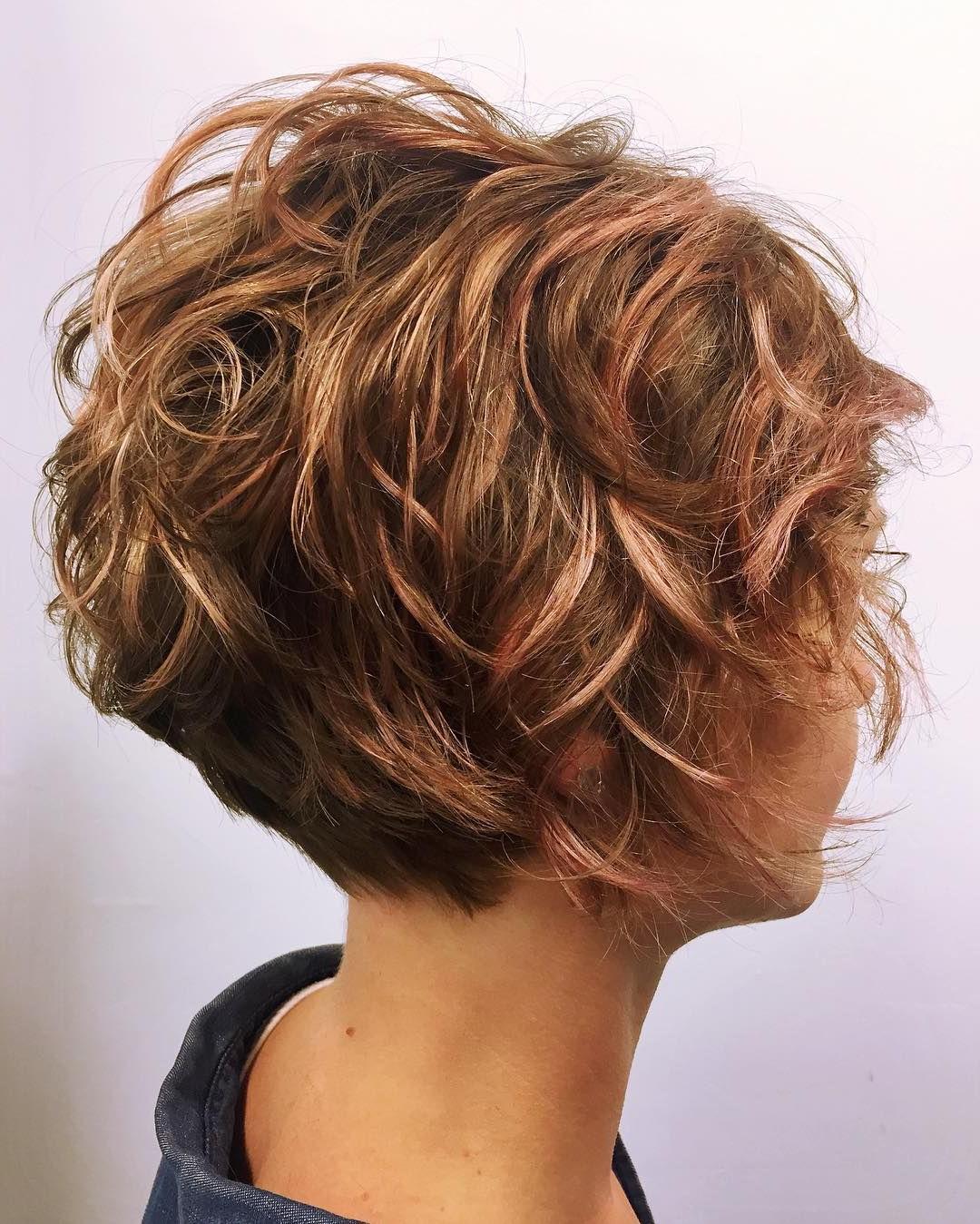 50 Chic Long And Short Layered Bob Haircuts — Dazzle With Layers Regarding Long And Short Layers (View 24 of 25)