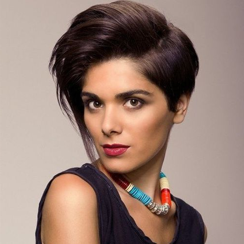 50 Classy Short Hairstyles For Thick Hair | The Fashionaholic In Short And Classy Haircuts For Thick Hair (View 14 of 25)