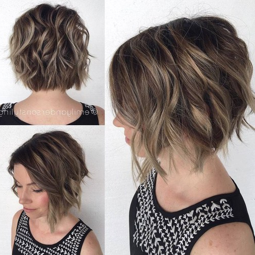 50 Classy Short Hairstyles For Thick Hair | The Fashionaholic Throughout Short And Classy Haircuts For Thick Hair (View 11 of 25)