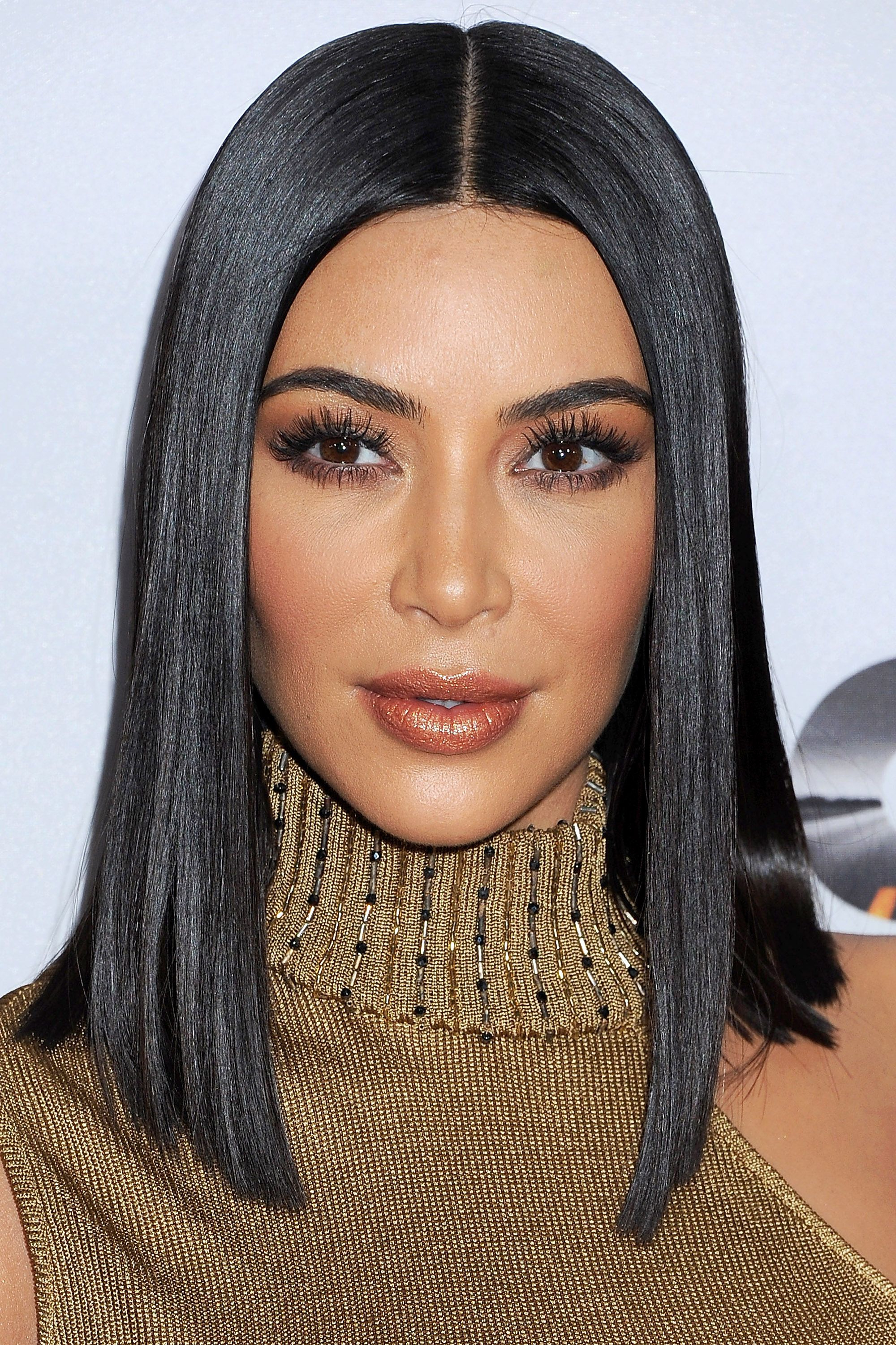 50+ Cute Bob And Lob Haircuts 2018 – Best Celebrity Long Bob Hairstyles Intended For Kim Kardashian Short Hairstyles (View 24 of 25)