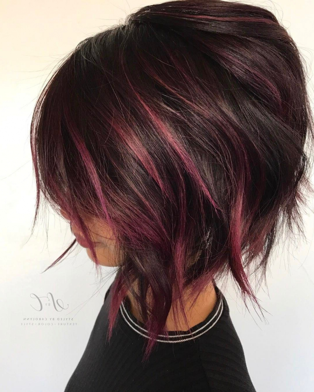 50 Cute Hairstyles And Color For Short Hair Best Of 60 Chocolate Intended For Cute Color For Short Hair (View 2 of 25)