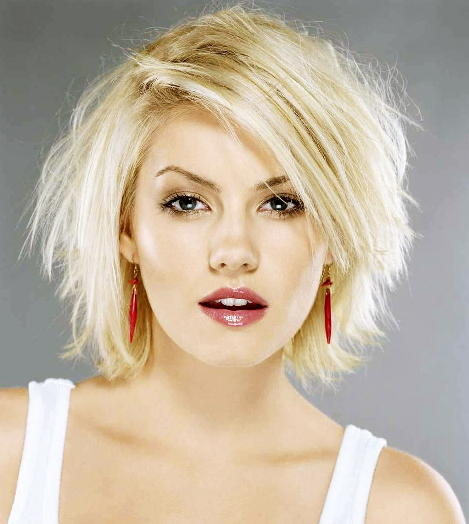 50 Cute Short Haircuts For Women To Look Charming – Haircuts With Short Girl Haircuts For Round Faces (View 7 of 25)