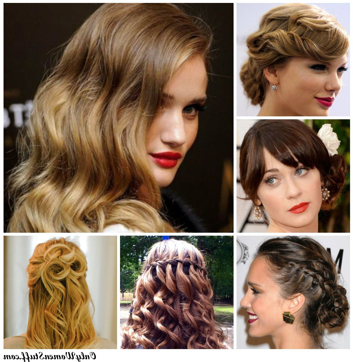 50+ Easy Prom Hairstyles & Updos Ideas (Stepstep) Inside Cute Hairstyles For Short Hair For Homecoming (View 19 of 25)