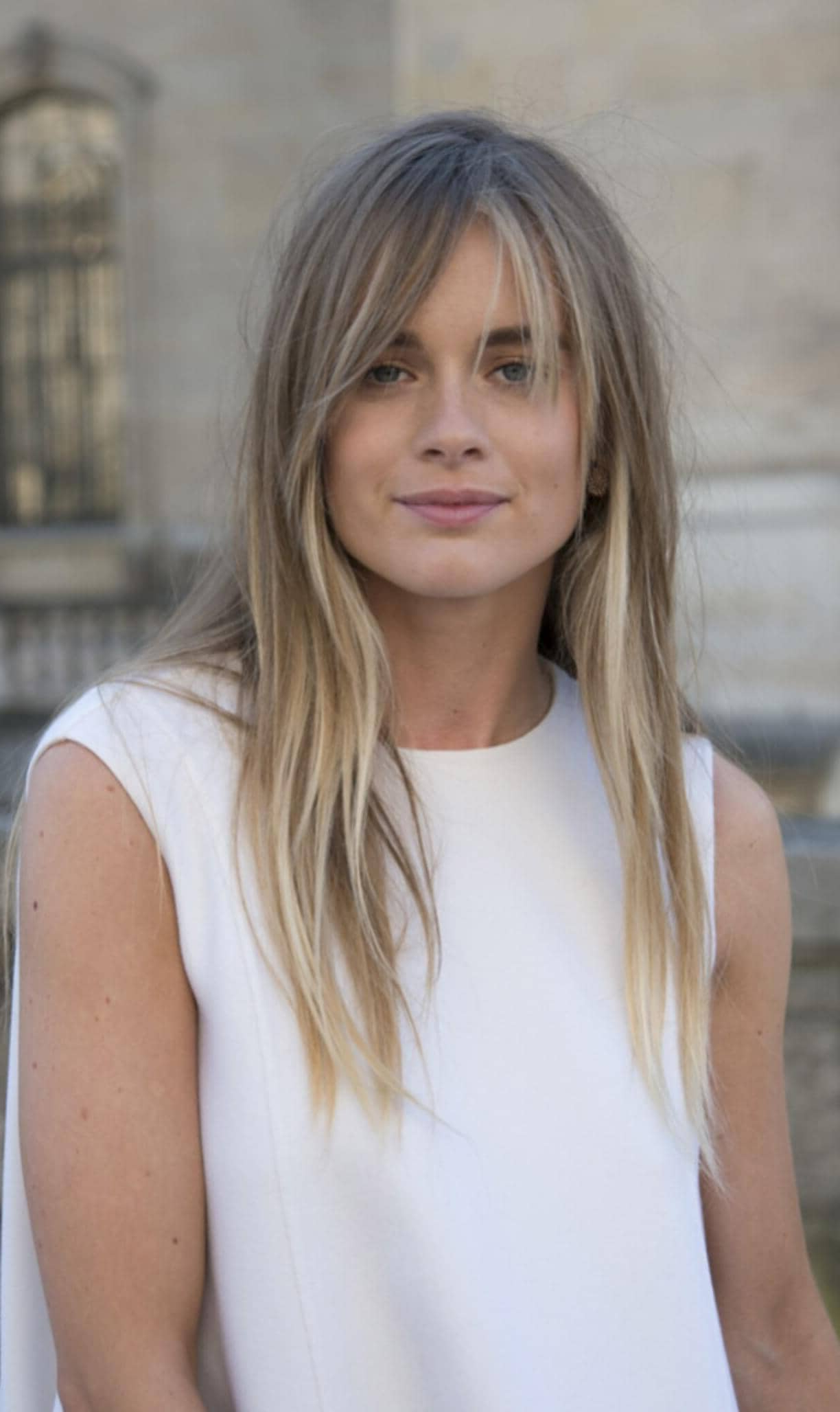50 Fresh Hairstyle Ideas With Side Bangs To Shake Up Your Style Intended For Short Haircuts With Long Side Bangs (View 6 of 25)
