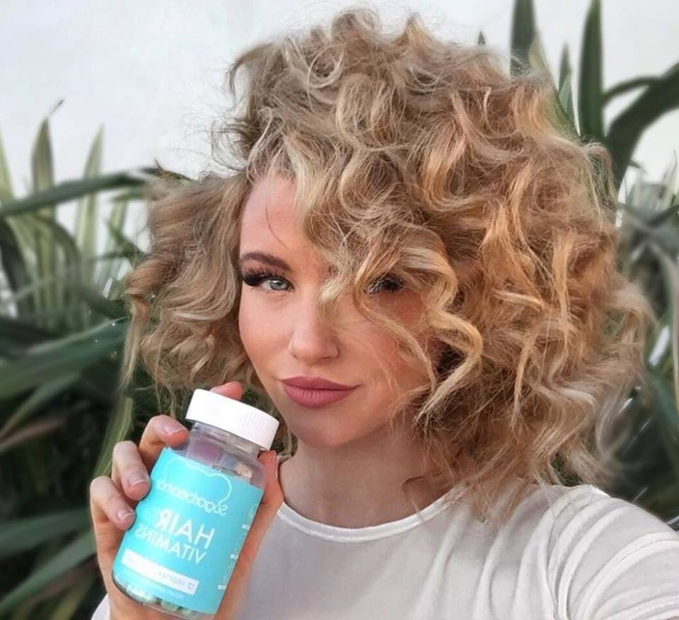 50 Gorgeous Curly Haircuts To Flaunt Your Naturally Curly Or Wavy Regarding Blow Dry Short Curly Hair (View 5 of 25)