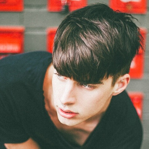 50 Hairstyles For Teenage Guys – Men Hairstyles World Within Tapered Bowl Cut Hairstyles (View 12 of 25)