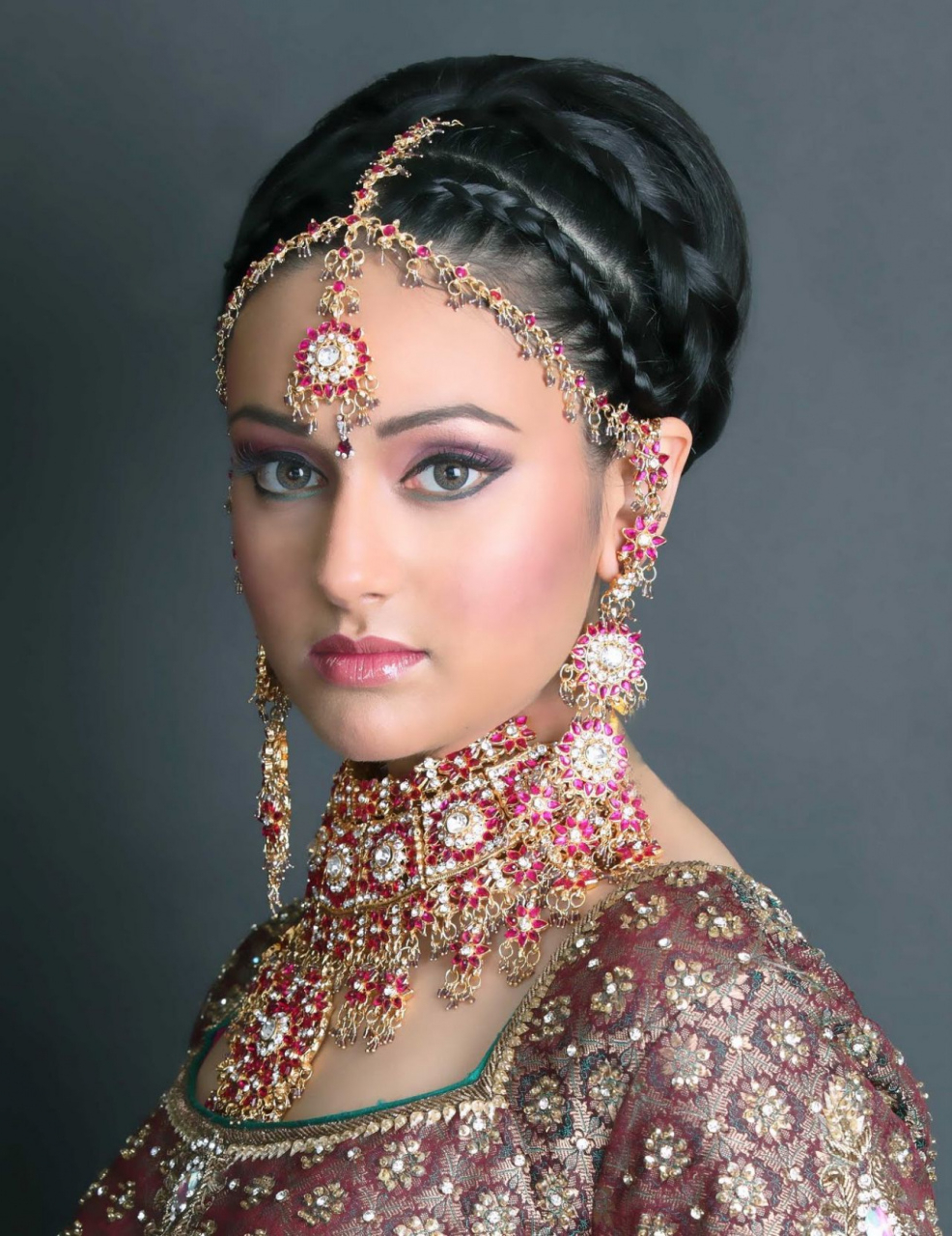 50 Indian Bridal Hairstyles For Short Hair Luxury 20 Indian Wedding For Short Hairstyles For Indian Wedding (View 16 of 25)