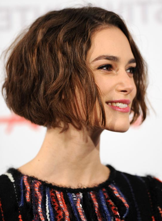 50 Messy Short Bob Hairstyle To Make You Look Uber Chic Regarding Lip Length Tousled Brunette Bob Hairstyles (View 5 of 25)