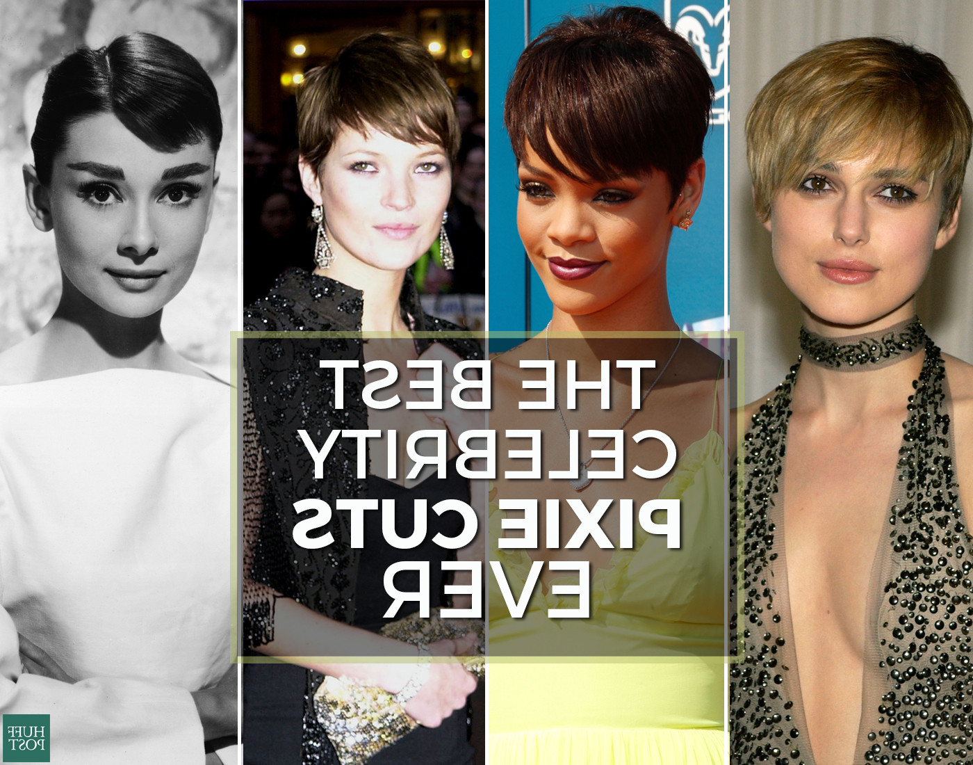 50 Of The Best Celebrity Short Haircuts, For When You Need Some In Cute Celebrity Short Haircuts (View 21 of 25)