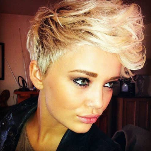 50 Pixie Haircuts You'll See Trending In 2018 Pertaining To Messy Sassy Long Pixie Haircuts (View 13 of 25)